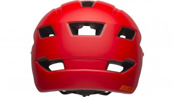 Bell Sidetrack Youth 儿童头盔 型号 均码 youth (50-57厘米) matte red/橙色 款型 2019