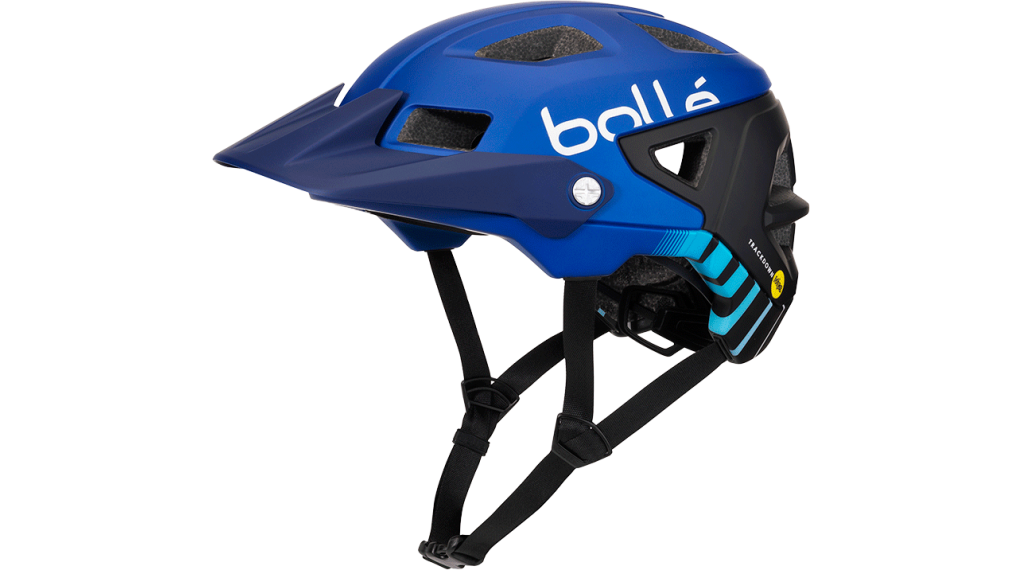 Bollé Trackdown MIPS Helm Gr. 51-54cm navy gradient Mod. 2018
