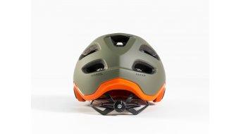 Bontrager Rally WaveCel VTT-casque Gr. L (58-63cm) olive gris/roarange