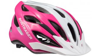 Bontrager Solstice WSD MTB-casco Señoras-casco tamaño M/L (55-61cm) pink/blanco