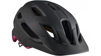 Bontrager Quantum MIPS WSD MTB-casco Señoras-casco negro/vice pink