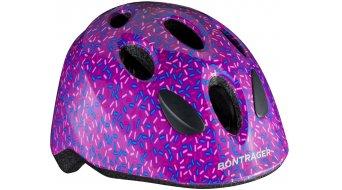 Bontrager Big Dipper kids- helmet size 48-52cm purple spr incl.ss 2019