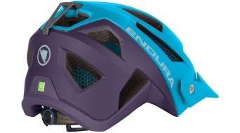 Endura MT500 自行车头盔 型号 L/XL (58-63厘米) electric blue