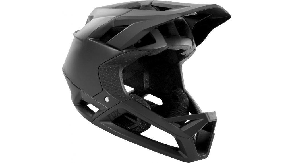 Fox Proframe Fullface Fahrradhelm Gr. XL matte black