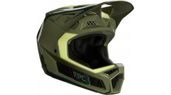 Fox Rampage Pro Carbon Diaz Fullface Fahrradhelm Gr._XL_pine