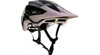 Fox Speedframe PRO Elv 自行车头盔 型号_L_black/粉色
