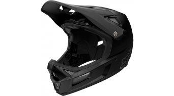 Fox Rampage Comp Fullface Fahrradhelm matt black