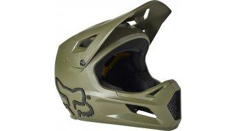 Fox Rampage casco integral Fahrradhelm tamaño XL olive verde