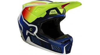 FOX V3 RS Wired Fullface fietshelm maat.#*en*#XL#*en*#flo#*en*#geel