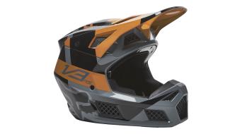 FOX V3 RS Riet Fullface fietshelm