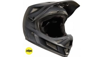 FOX Rampage Pro Carbon Matte MIPS DH Full Face casco . Matte black