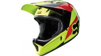 Fox Rampage Mako DH-Helm Full Face yellow