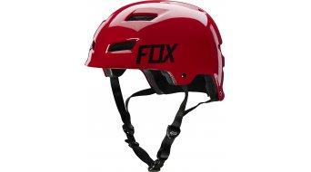 Fox Transition Hardshell Helm MTB-Helm Gr. L (59-61cm) red