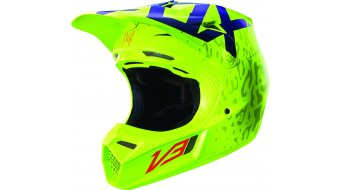 FOX V3 Cauz MIPS casco uomini casco MX mis. L (59-60cm) yellow