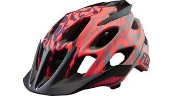Fox Flux MTB-casco Señoras-casco tamaño L/XL (59-63cm) plum