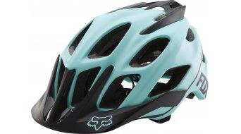 Fox Flux casco MTB Señoras-casco ice azul