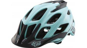 Fox Flux Helm MTB Damen-Helm ice blue