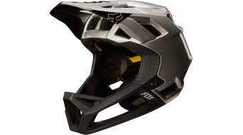 Fox Proframe Moth MIPS MTB Full Face Helm black/silver