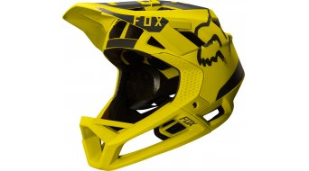 Fox Proframe Moth MIPS MTB Full Face Helm dark