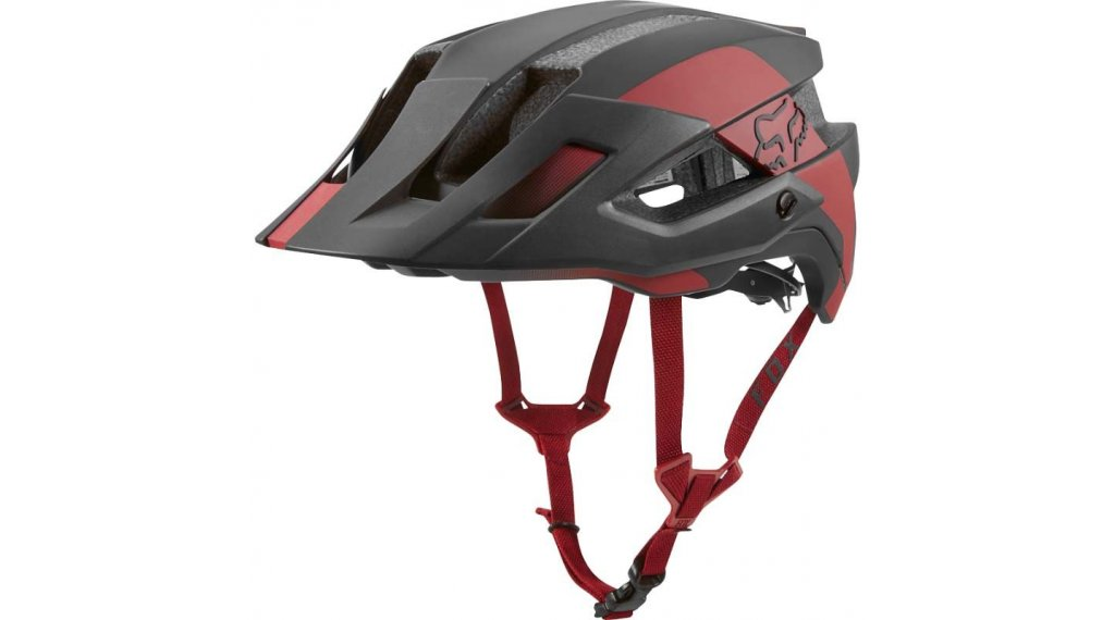1d85dddf7 FOX Flux Mips Conduit cyklistická helma velikost L/XL red