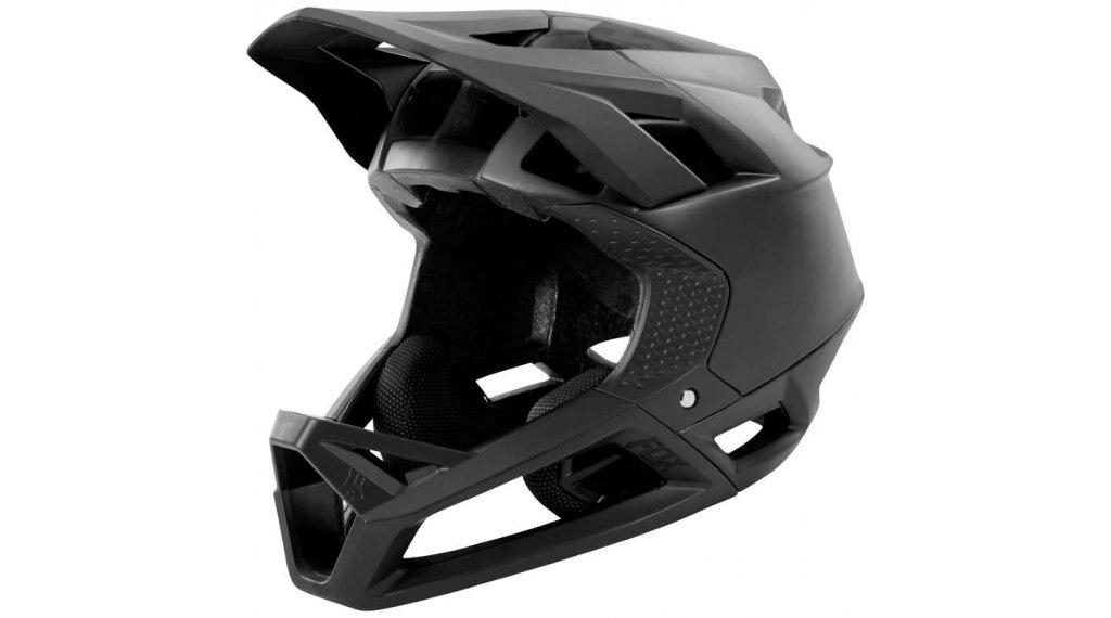 Fox Proframe Matte Fullface MTB-Helm Gr. L black Mod. 2020