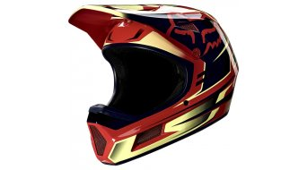 Fox Rampage Comp Reno QS MTB-Helm red