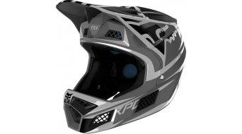 Fox Rampage Pro Carbon Fullface Helm Gr. L grey Mod. 2020