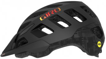 Giro Radix MTB-Helm Gr. S (51-55cm) matte black hypnotic Mod. 2020