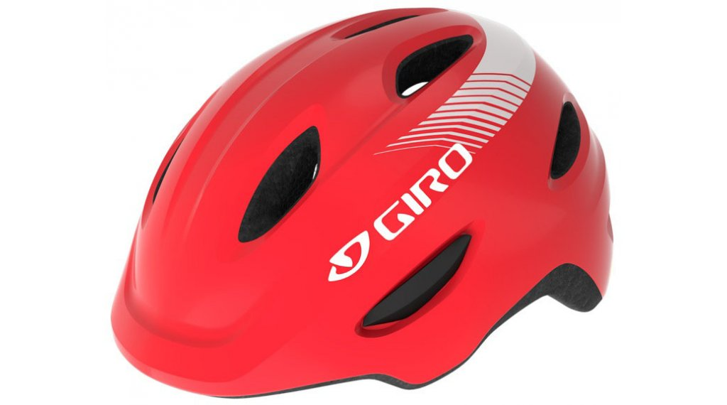Giro Scamp MIPS Kinder-Helm Gr. S (49-53cm) bright red