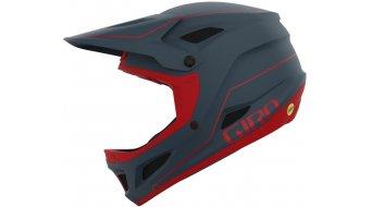 Giro Disciple MIPS Fullface MTB-Helm Gr. M (55-59cm) matte portaro grey/red