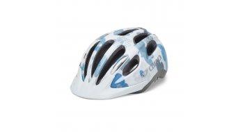 Giro Flurry II Helm MTB-Helm Kinder-Helm Gr. Unisize white/milky blue fab flowers Mod. 2016