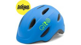 Giro Scamp MIPS casco niños-casco azul/lime Mod. 2017