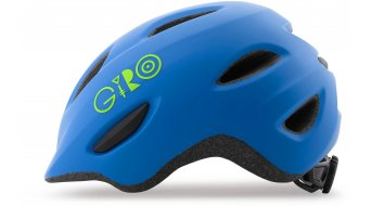 Giro Scamp Kinder-Helm Gr. XS (45-49cm) blue/lime