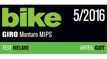 Giro Montaro MIPS MTB-Helm Gr. S (51-55cm) black/black Mod. 2020