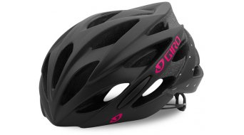 Giro Sonnet road bike- helmet ladies size M (55-59cm) black/bright pink 2018