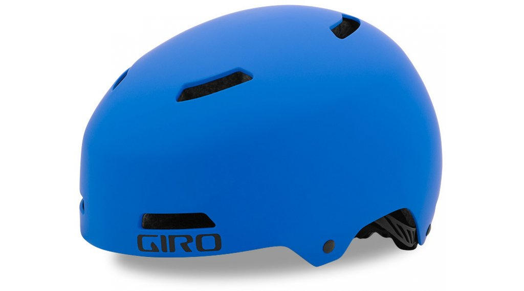 Giro Dime FS Dirt-Helm Kinder Gr. S (51-55cm) blue