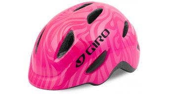 Giro Scamp Helm Kinder-Helm Gr. S (51-55cm) pink swirl Mod. 2017 - VORFÜHRTEIL ohne Verpackung