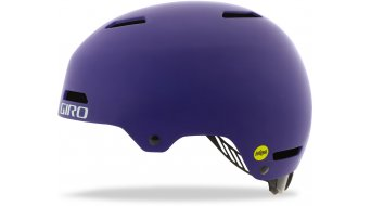 Giro Dime FS Dirt-Helm Kinder Gr. S (51-55cm) matte purple