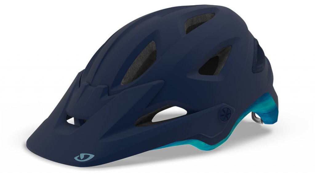 Giro Montaro MIPS MTB(山地)头盔 型号 S (51-55厘米) matte midnight/faded teal 款型 2020