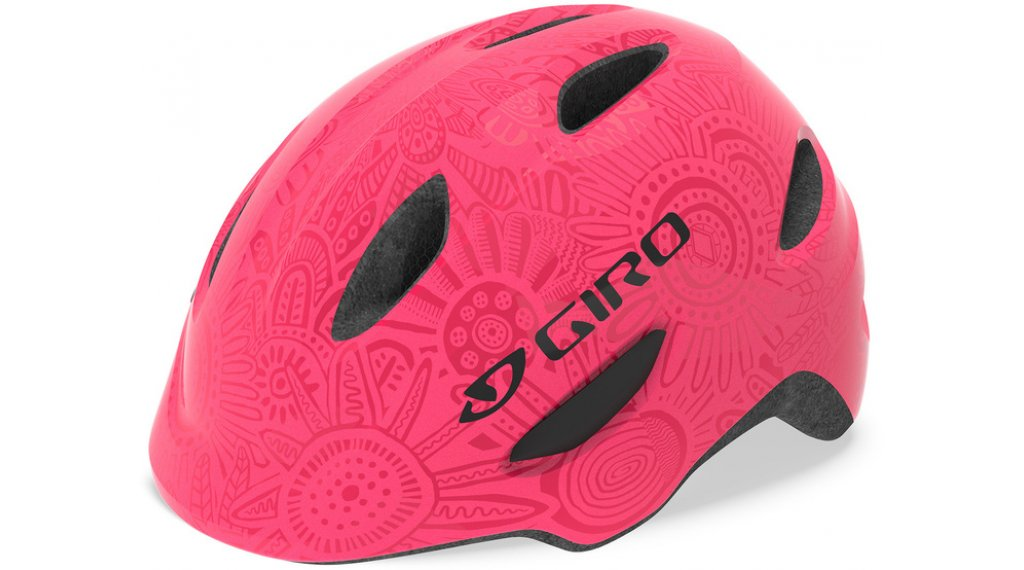 Giro Scamp MIPS Kinder-Helm Gr. S (49-53cm) bright pink/pearl
