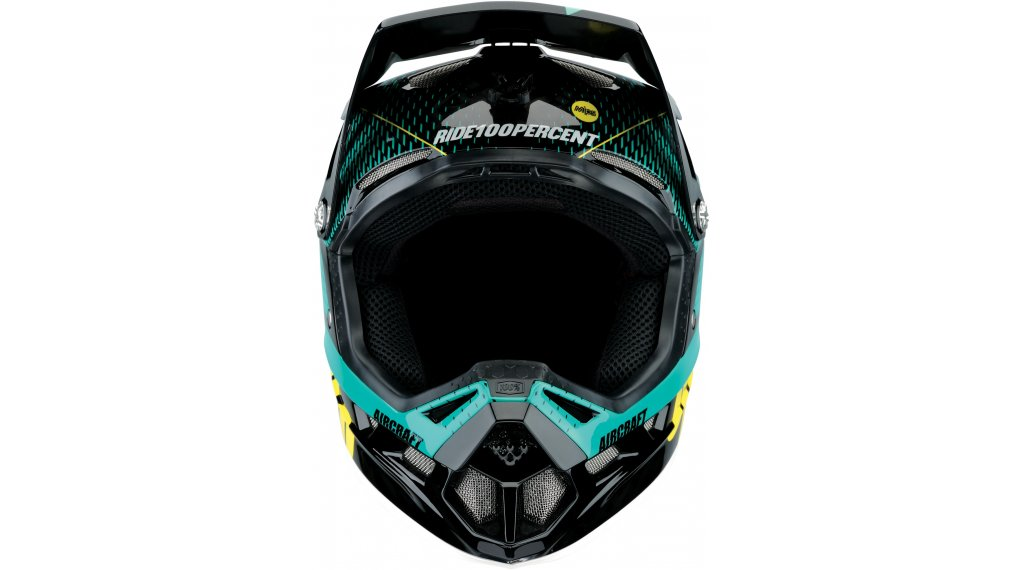 100 aircraft dh mips mtb fullface helm g nstig kaufen. Black Bedroom Furniture Sets. Home Design Ideas