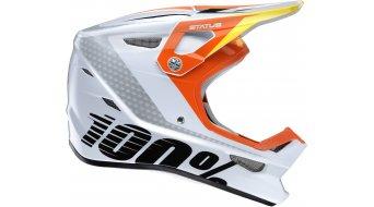 100% Status DH/BMX MTB Fullface Helm