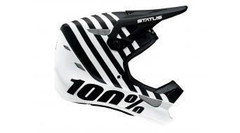 100% Status DH(速降)/BMX(小轮) MTB(山地) Fullface 头盔 型号