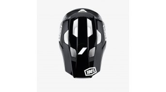 100% Trajecta MTB Helm Gr. S black/white Mod. 2020