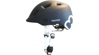 Hamax Thundercap Kinder-Helm Gr. 47-52cm navy blue/white