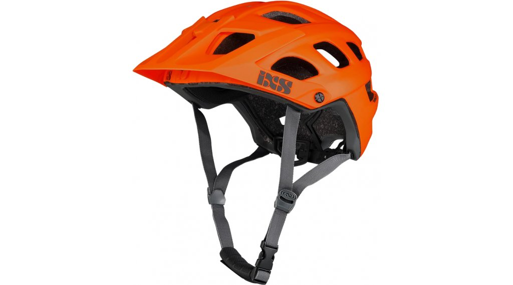 IXS Trail Evo MTB-Helm Gr. XS-S orange Mod. 2020