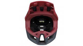 iXS Trigger FF MTB-Fullface Helm Gr. S/M night red Mod. 2020