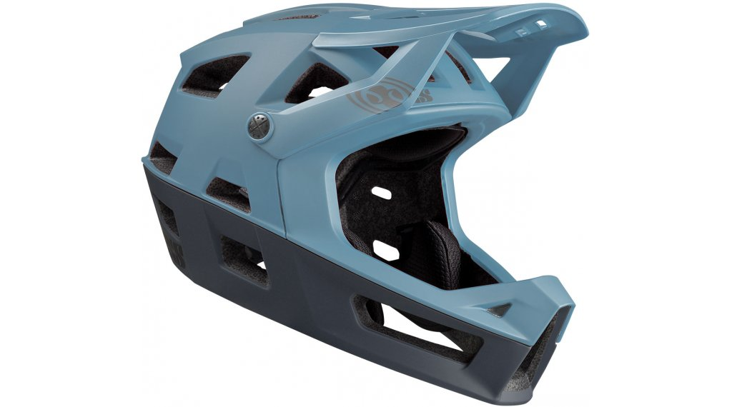 iXS Trigger FF VTT-Fullface casque Gr. S/M ocean