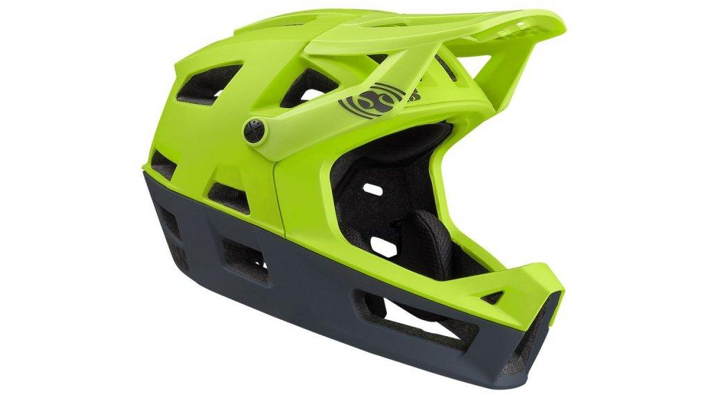 iXS Trigger FF VTT-Fullface casque Gr. S/M lime