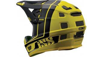 iXS XULT helmet DH-helmet size S/M (54-58cm) yellow/black 2018